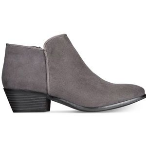 NEW Style & Co Wiley Women Ankle Booties Sz 7.5M